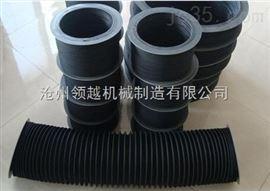 防尘抗老化活塞杆防护罩 丝杆防护套