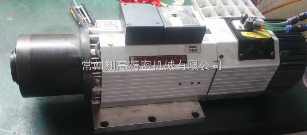 HSK  30-意大利HSD  ES 929A  4P 12KW电主轴维修HSK  30木工机械电主轴