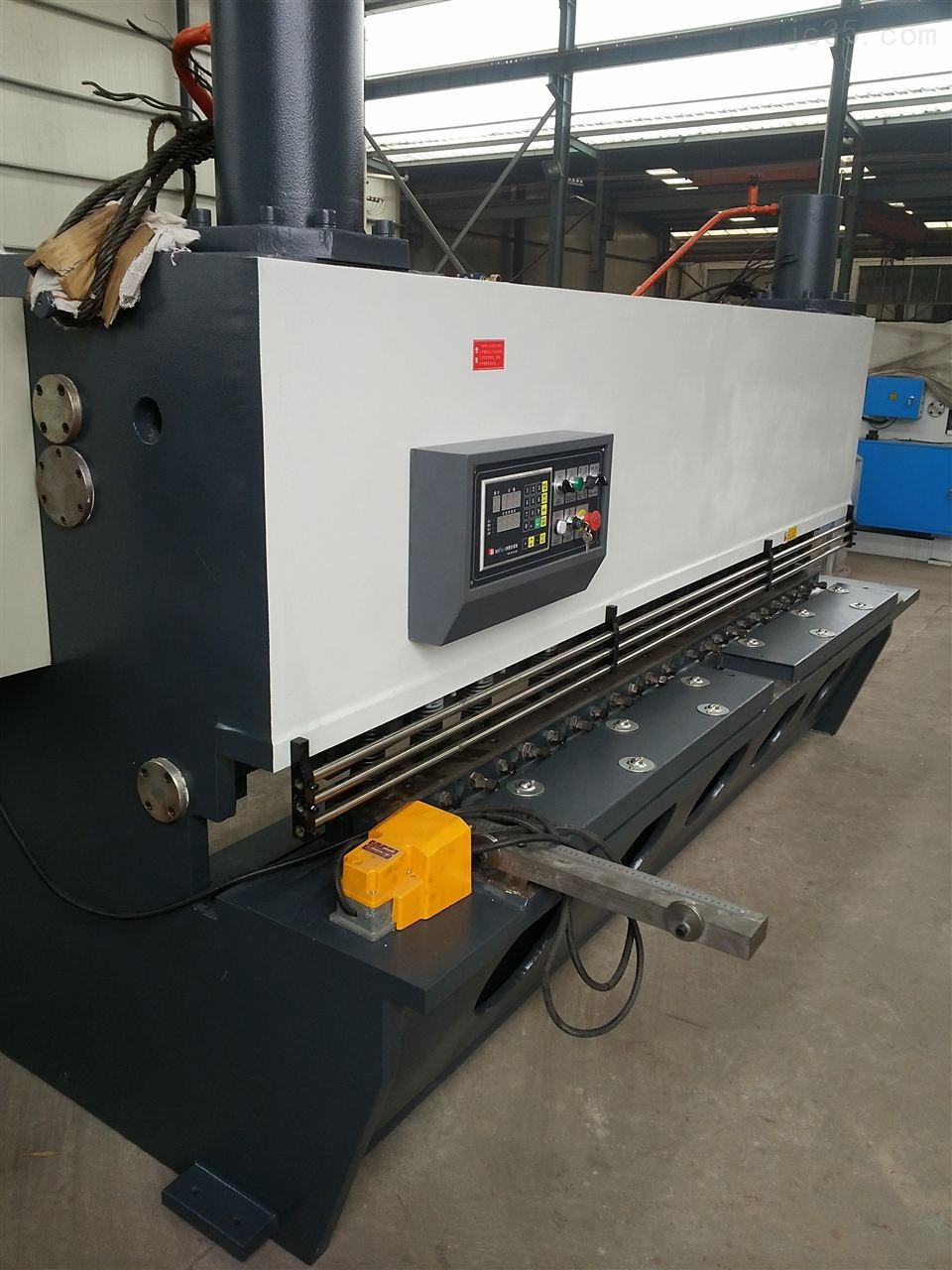 液压剪板机生产厂家 自主选配数控后挡料 3.2米液压剪板机