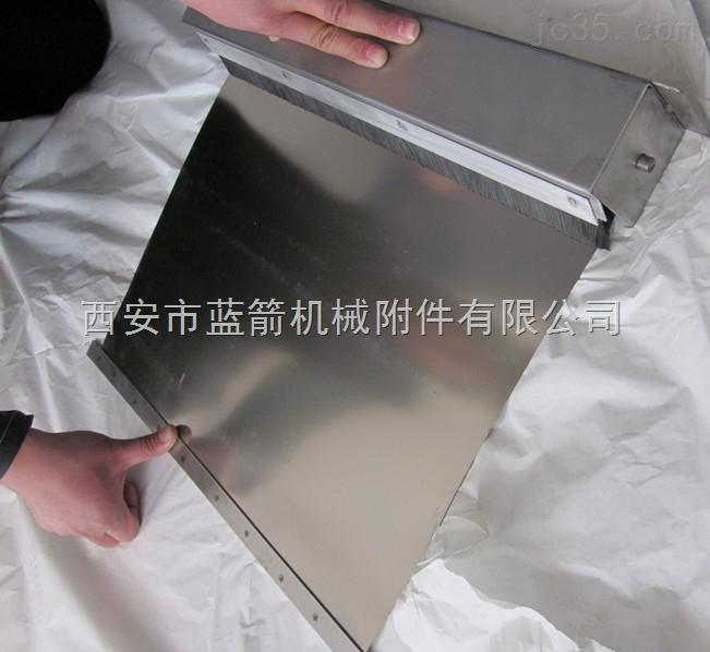 数控机床不锈钢卷帘防护罩