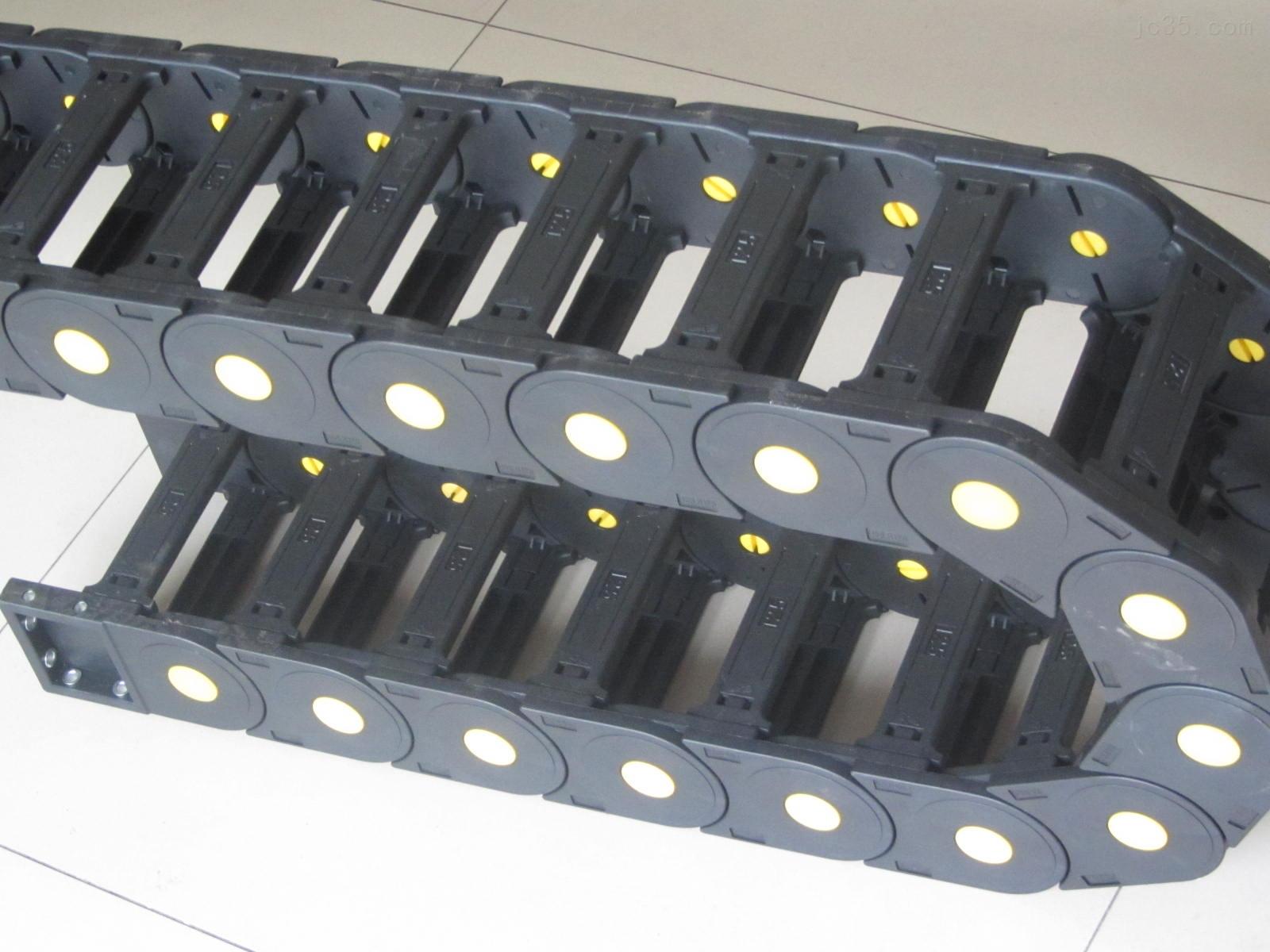 加强型尼龙塑料静音拖链