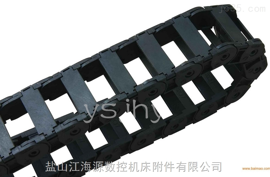 VMC850数控车床塑料拖链