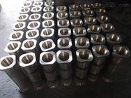 批量生产矿井提升机罐笼铜套,绳套