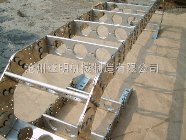 供应正品铣床TL钢制拖链