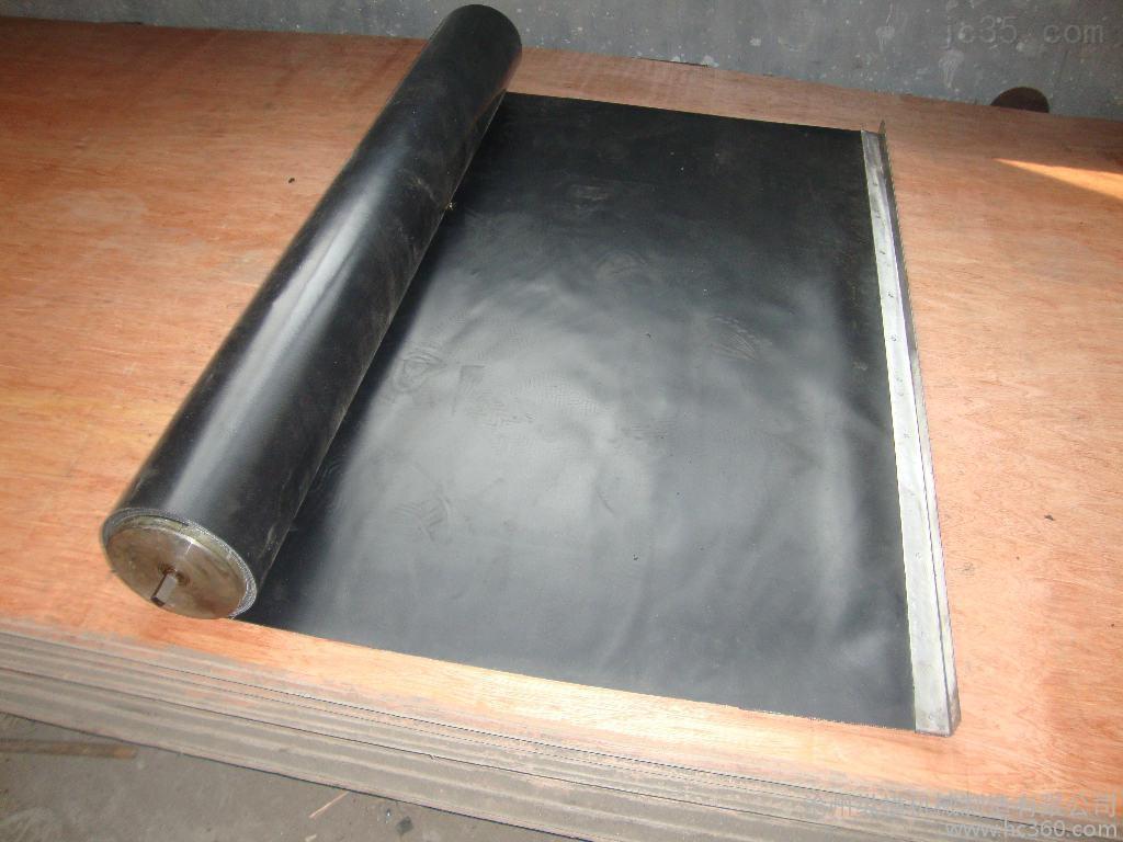 箱体式黑色卷帘防护罩