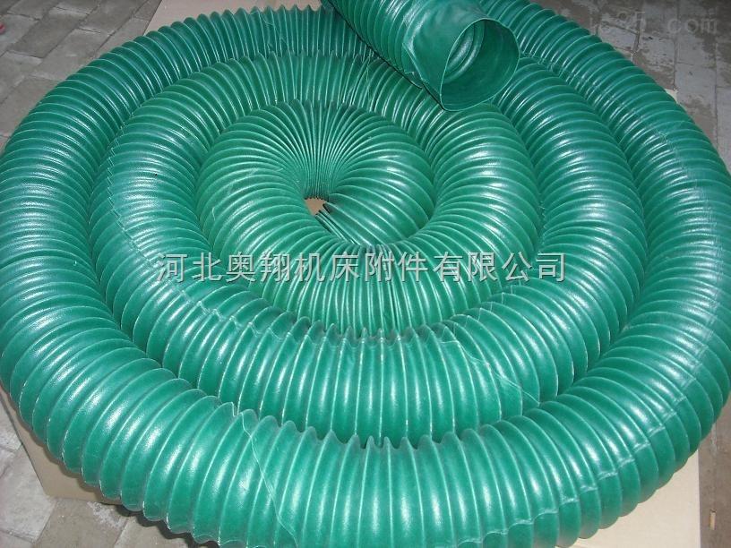 螺旋式耐高温油缸丝杠防护罩