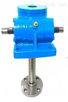 JWM150螺旋丝杆升降机可多台联动或可定制加工