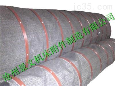 化肥厂专用钢带式散装机输送布袋厂家定做