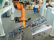 横杆机器人