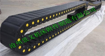 北京雕刻机运动塑料拖链厂家销售价