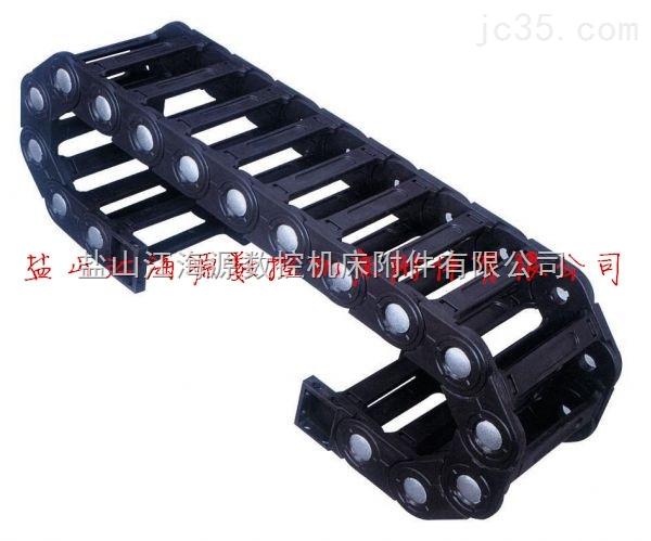 天津工程塑料拖链——塑料拖链的结构