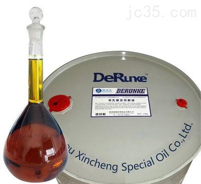 DRK 加工中心专用半合成切削液的研制/微乳切削液