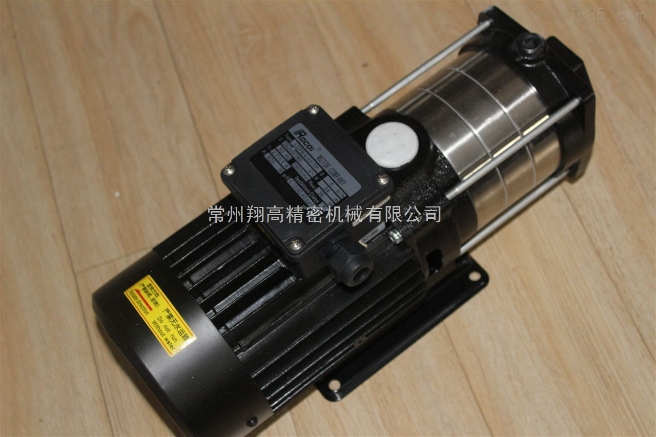 LDPB 4-40-TP-洛凯Rocoi LDPB 4-40-TP卧式多级离心泵