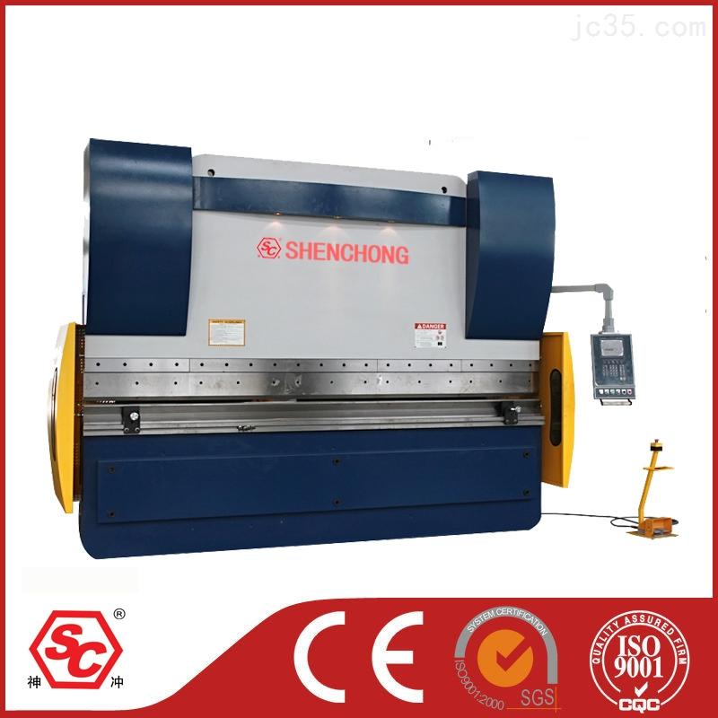 WE67K-200/6000电液同步数控折弯机
