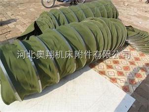 绿帆布水泥散装布袋