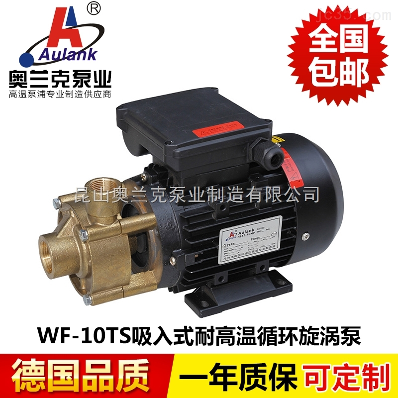 WF系列(高精密)高温泵