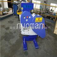 南京诺曼QA32-8B角钢冲剪机角铁冲孔机多少钱