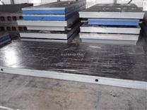 2000*4000实验铁地板厂家河北铸造厂定做铁地板