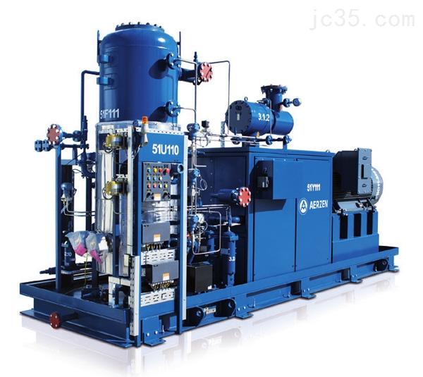 德国AERZEN 注油式与注水式压缩机VMY系列