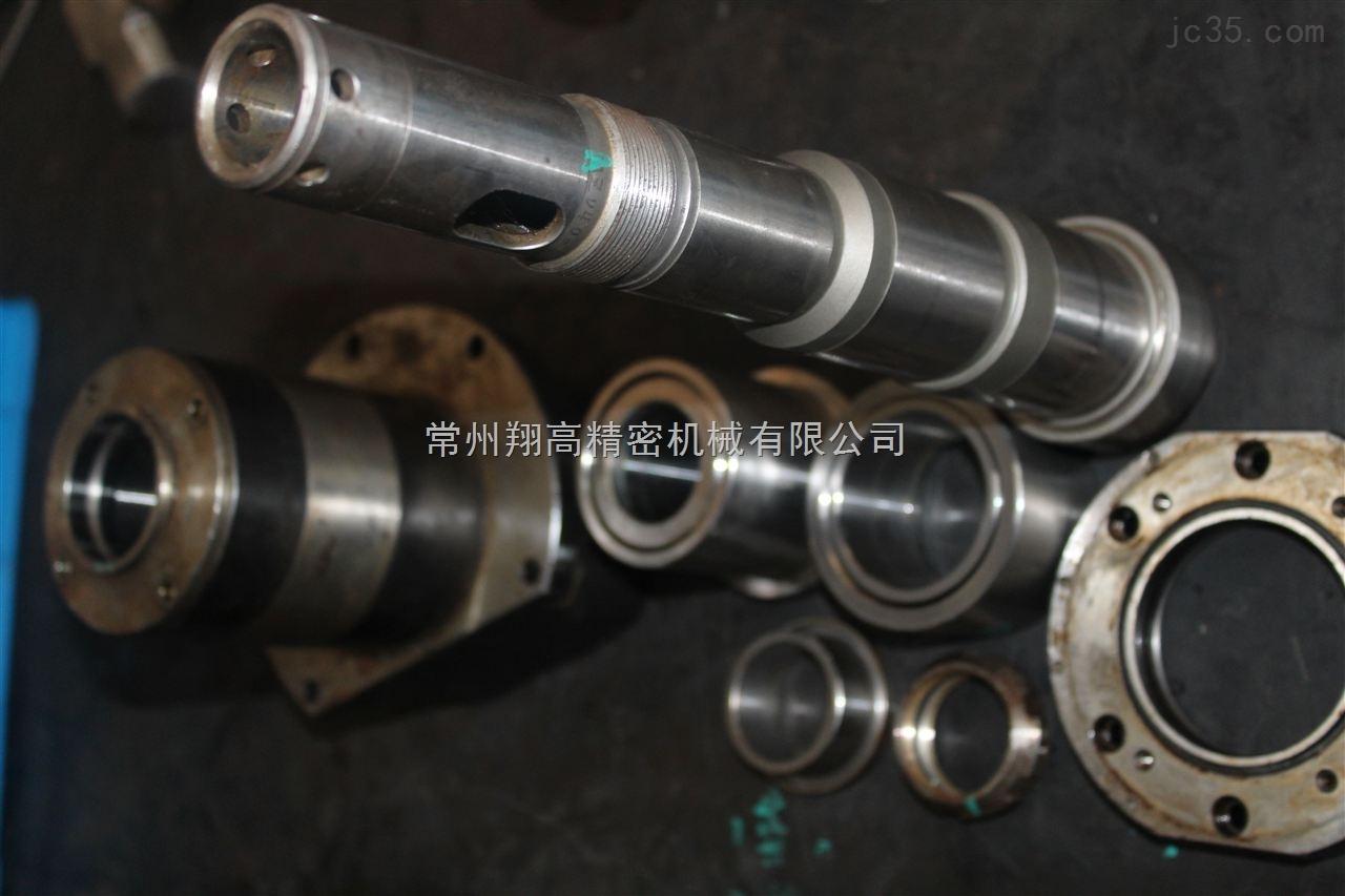FANUC机床2-T21iFb钻攻机用主轴维修