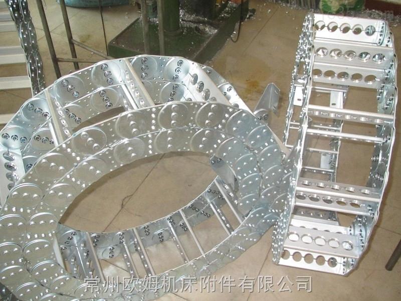 钢铝穿线拖链厂家