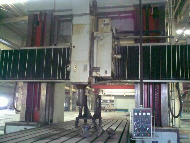 北京一机x2025x8000二手重型龙门镗铣床