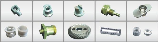 数控车床带动力头的技术参数和内部结构图
