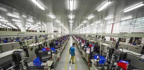 """东莞:从""""世界工厂""""到 高科技城市""""新贵"""""""