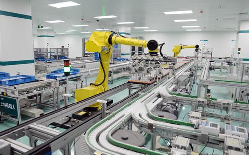 工业机器人行业存在问题及对策分析