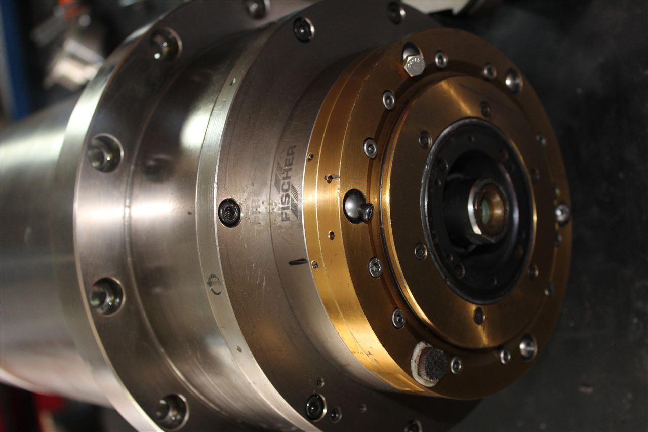 主轴电机易于快速启动和制动.